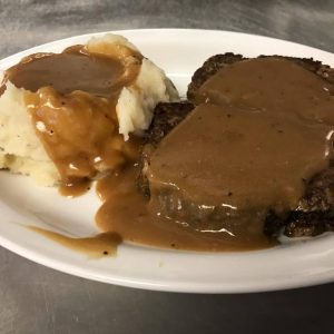 Wednesday - Meatloaf Special